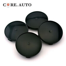 4 × 69mm/ 64mm Car Aftermarket Wheel Center Caps For Bimmers 3 Series