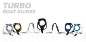 HDHG - HALIDE BLACK TURBO BOAT GUIDES 1 PER ORDER