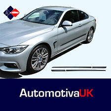 BMW 4 Mk1 3D Rubbing Strips | Door Protectors | Side Protection Body Kit