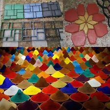 500g 1LB Multi colored Concrete Color Pigment Dye Cement Mortor Grout Plaster