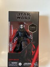 "STAR WARS Black Series 6"" DARTH NIHILUS Gaming Greats Exclusive OLD REPUBLIC NEW"