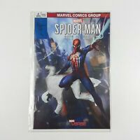 Spider-Man City At War #1 Forbidden Planet Exclusive Comic 2019 SKAN Variant
