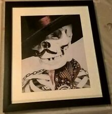 Framed photograph 'Mr Dapper'