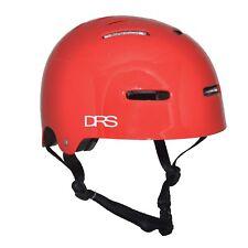 DRS BMX Bike / Skate Helmet-DRS Gloss Red -L/XL 58-62cm