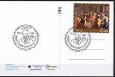 Italia 2011 25 congresso eucaristico nazionale cartolina Mnh
