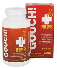 Redd Remedies - Gouch! - 120 Vegetarian Capsules