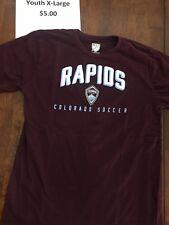 Colorado Rapids T-Shirt Youth XL