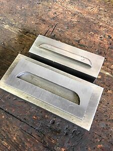 "Louvre Tool 3"" 75mm Press Classic Car Restoration Metal Garage Welder Steel"