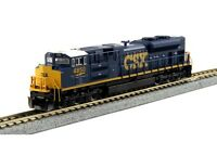 Kato 176-8437 N Scale EMD SD70ACe CSX #4850 DCC Ready Locomotive