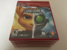 Ratchet & Clank Future: A Crack in Time (Sony PlayStation 3, 2009) PS3 NEW