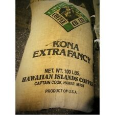 5 lbs of AUTHENTIC Kona Extra Fancy Coffee - Free Shipping!