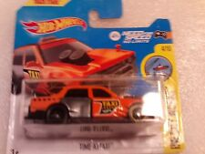 HOT WHEELS 2017 168/365 Need for Speed City Works TIME ATTAXI  NEW ON CARD