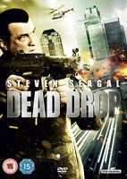 Dead Drop DVD (2013) Steven Seagal, Chartrand (DIR) cert 15 ***NEW***