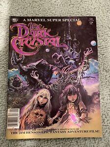 The Dark Crystal #24 - Feb 1982 - Comic Book Graphic Novel- Good Condition