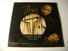 Tonio Reno - Prelude - CD Rap Francais