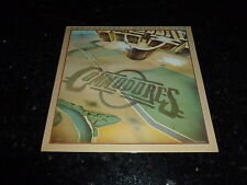 THE COMMODORES - Natural High - 1978 UK 8-track LP
