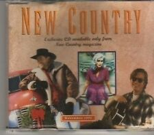 (CD638) New Country - November 1995 - DJ CD