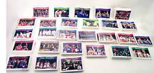 27 Basketball Teams Lakers Rockets 552 NBA Cards 1991