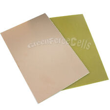 1 x Copper Clad Laminate Circuit Boards FR4 PCB Single Side 12x18cm 120mmx180mm