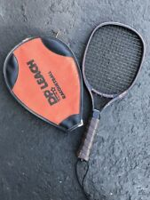 Vintage Dp Leach Graphite Bandido Racketball Racquet With Cover Preowned