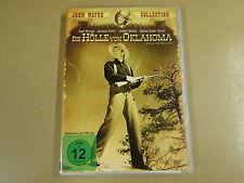 DVD / DIE HOLLE VON OKLAHOMA / WAR OF THE WILDCATS ( JOHN WAYNE,MARTHA SCOTT...)