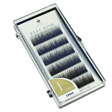 Blink Lashes 100% Natural  Mink Fur Lashes J 13MM Curl For Eyelash Extension