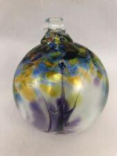 "Kitras Tree of Enchantment ""Tree Of Joy"" Ball Ornament NIB Stunning"