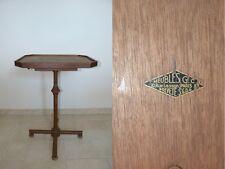 ancienne table de lecture G CARUELLE adjustable work table 1920 art deco design