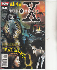 The X Files-Issue 14-Topps Comics  1996-Comic