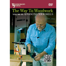 The Way to Woodwork from Woodworker ins Journal: Vol 3 (Dvd)