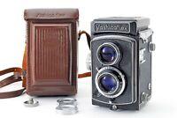 YashicaFlex Twin Lens Reflex TLR 120 6x6 Film Camera [Excellent++,Overhauled] JP