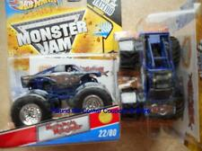 2011 Hot Wheels Mechanical Mischief #22/80 Monster Jam Truck Tattoo Series