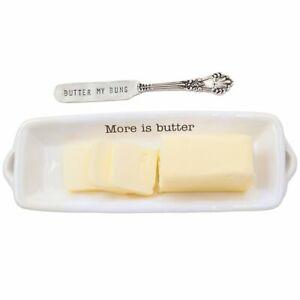 Mudpie - Circa Butter Dish Set - 4871012