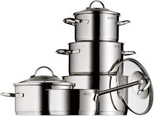 WMF Pot set Silver, 5-Piece