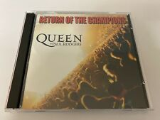 QUEEN & PAUL RODGERS - RETURN OF THE CHAMPIONS CD 2005