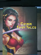 Grimm Fairy Tales Comic Book Stor-Folio * New / Unused *