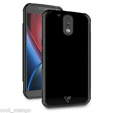 Ceego FlexiGel [EDGE CUSHION AIRBAG PROTECTION] Back Cover for Moto G4 Plus / G4