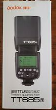 Godox TT685S 2.4G Wireless HSS TTL Camera Flash Speedlight for Sony US Stock