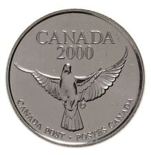 2000 Canada The Official Millennium Keepsake Coin Medallion