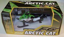RARE MINT 2008 Arctic Cat Sno Pro F6 Snowmobile Die cast Model Toy Sled C6
