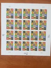 U S Scott 4196.  Celebrate Sheet.  41 Cent.  FV $8.20. MNH