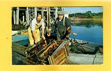 """Portland,Maine,ME Live Maine Lobsters,""""This is the way we bring them in"""""""