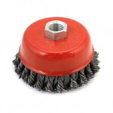 "4"" TWISTED WIRE CUP BRUSH"