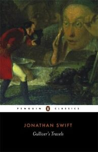 Gulliver's Travels (Penguin Classics) by Swift, Jonathan Paperback Book The