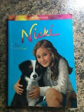 Nicki by Ann Howard Creel  American Girl  Softcover