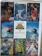 National Sports Collectors' Convention card oversized LTD numbered 99 cents BIN!