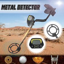 Underground Metal Detector Md3030 Lcd Display Treasure Hunter Finder Digger Tool