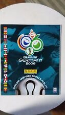 PANINI - WORLD CUPS - REPLICA ORIGINAL GERMANY 2006 COMPLETE ALBUM - ARGENTINA