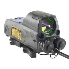 Meprolight Mepro MOR-M&P Tri-Powered Reflex Sight w/ Red Laser & IR Laser Combo