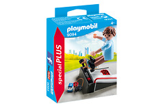 Playmobil Special 9094 Skateboarder Ramp skate Skater sports NEW BOXED Worldwide
